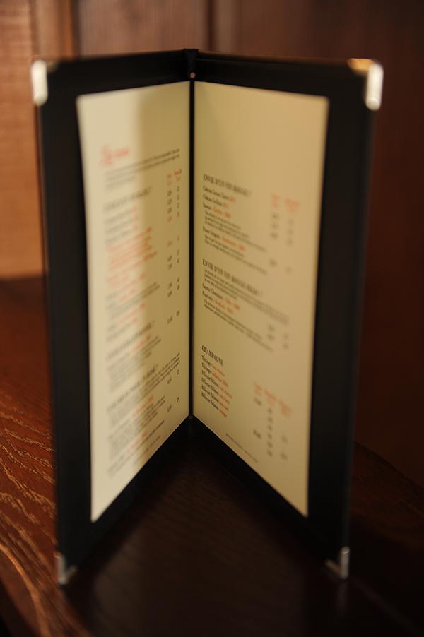 Restaurant Vin Et Mere St Honor Ef Bf Bd