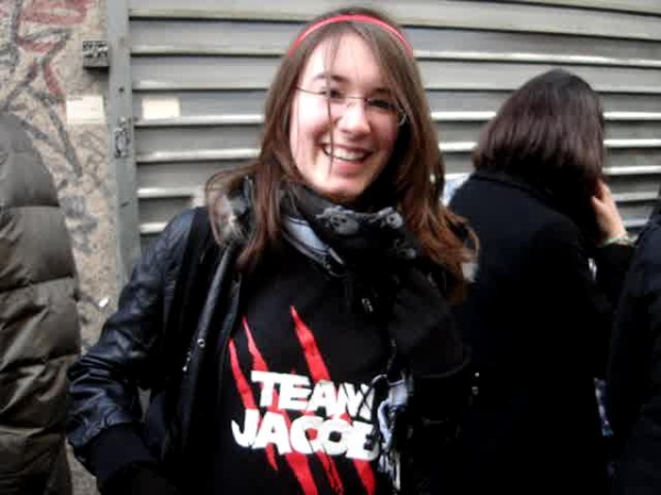 Twilight t-shirt  Jacob team